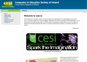 CESI Website 2013 - click to enlarge