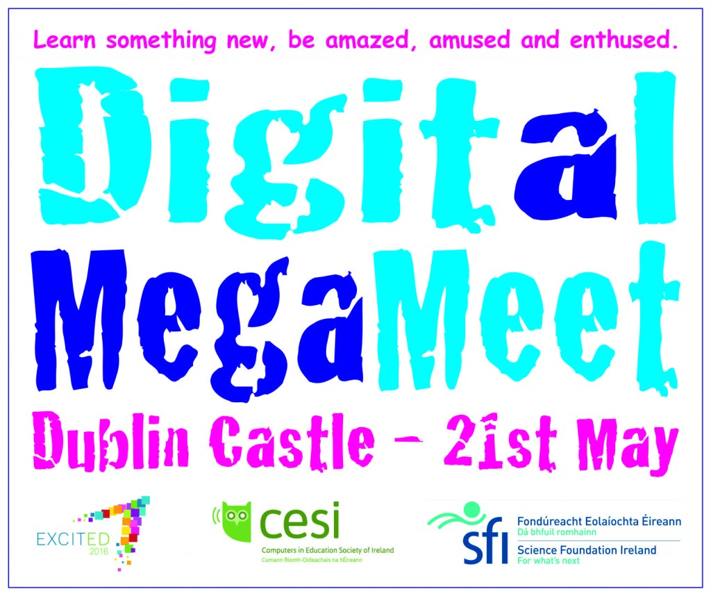 Digital MegaMeet Logo