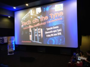 Teach on the Tyne at the Tyneside Cinema, Newcastle, UK, 9th June